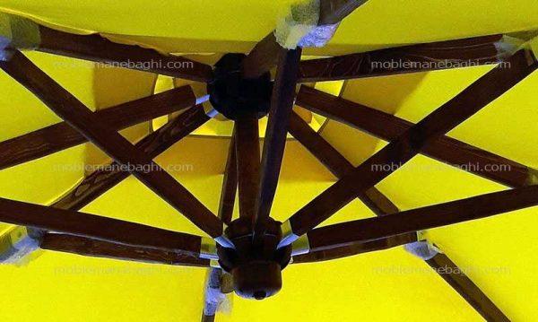 چترباغی باکیفیت از فاصله نزدیک جهت مقایسه و راهنمای انتخاب و خرید مبلمان باغی