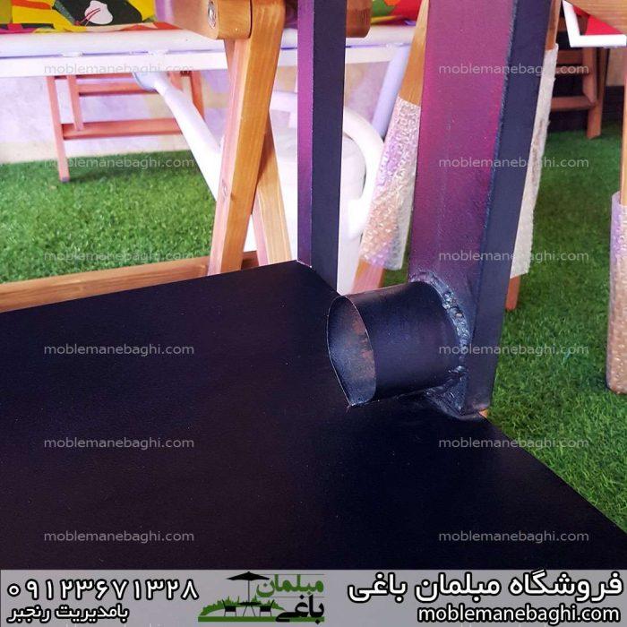گریل باربیکیو ذغالی با امکان نصب فن