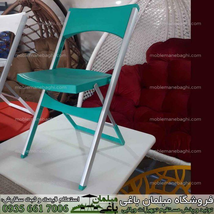 صندلی تاشو مخصوص مسافرت باکیفیت و قیمت مناسب به قیمت پخش عمده صندلی تاشو در مرکز فروش انواع صندلی باغی و مبلمان باغی و ویلایی مخصوص فضای باز