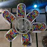 مبلمان باغی در شیراز